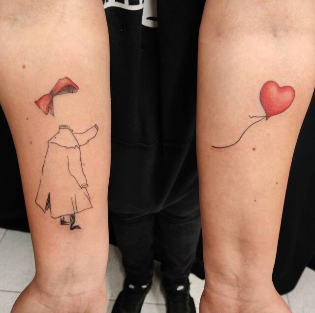 Näkymätön Ninni banksyn hengessä #näkymätönninni #tatuointi #artelysior #tattooparlour #artcollective #hyvinkää